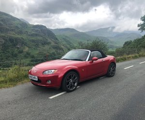 2005 MX-5 Launch Edition NC mk3 For Sale