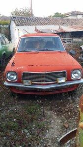 1975 Mazda 818 Sedan