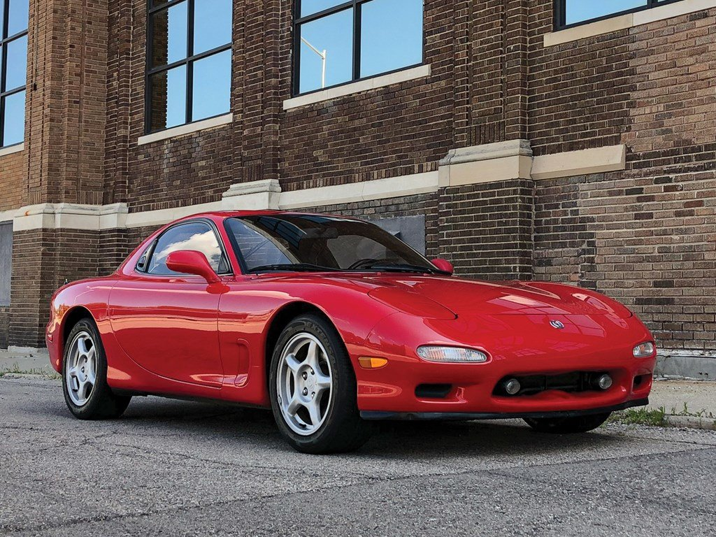 1993 Mazda RX-7 Touring  For Sale by Auction (picture 1 of 6)