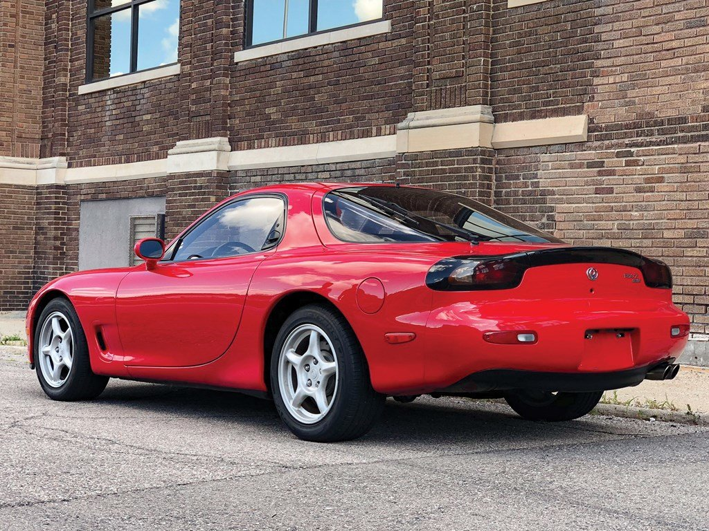 1993 Mazda RX-7 Touring  For Sale by Auction (picture 2 of 6)