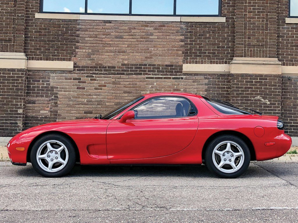 1993 Mazda RX-7 Touring  For Sale by Auction (picture 5 of 6)
