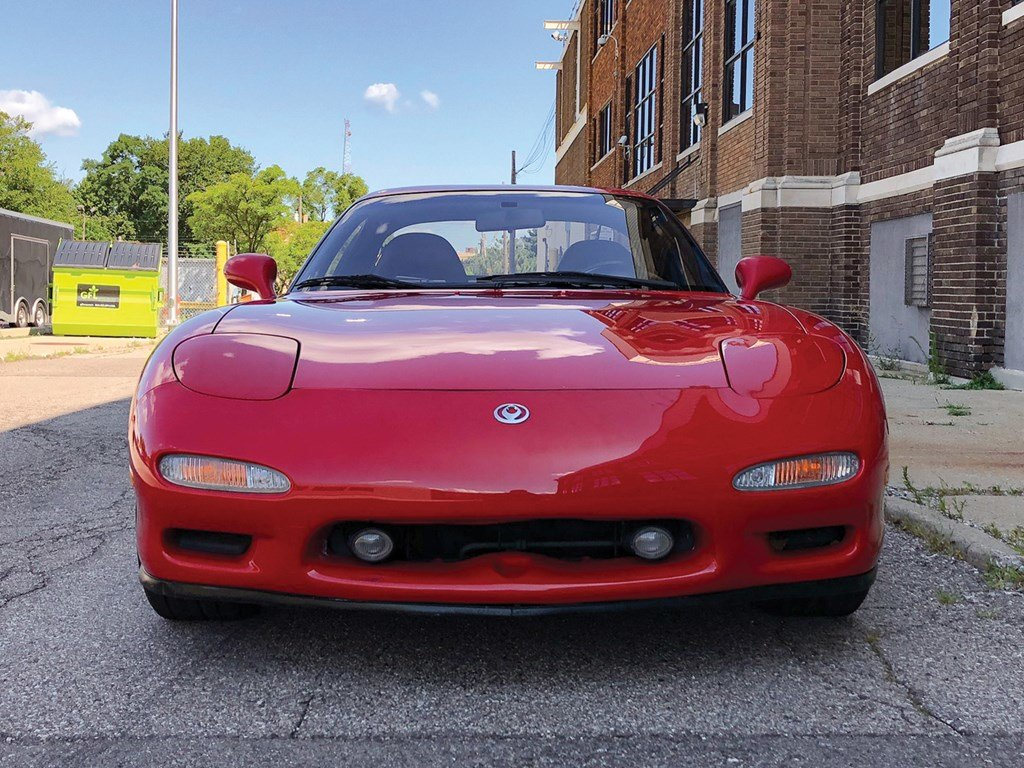 1993 Mazda RX-7 Touring  For Sale by Auction (picture 6 of 6)