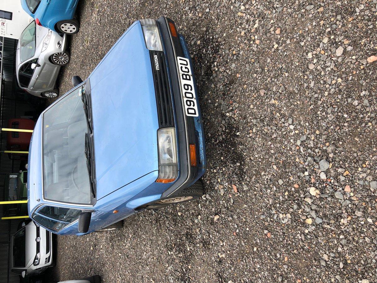 1986 Mazda 323 2 door Super Rare little jap Rust free . For Sale (picture 2 of 5)