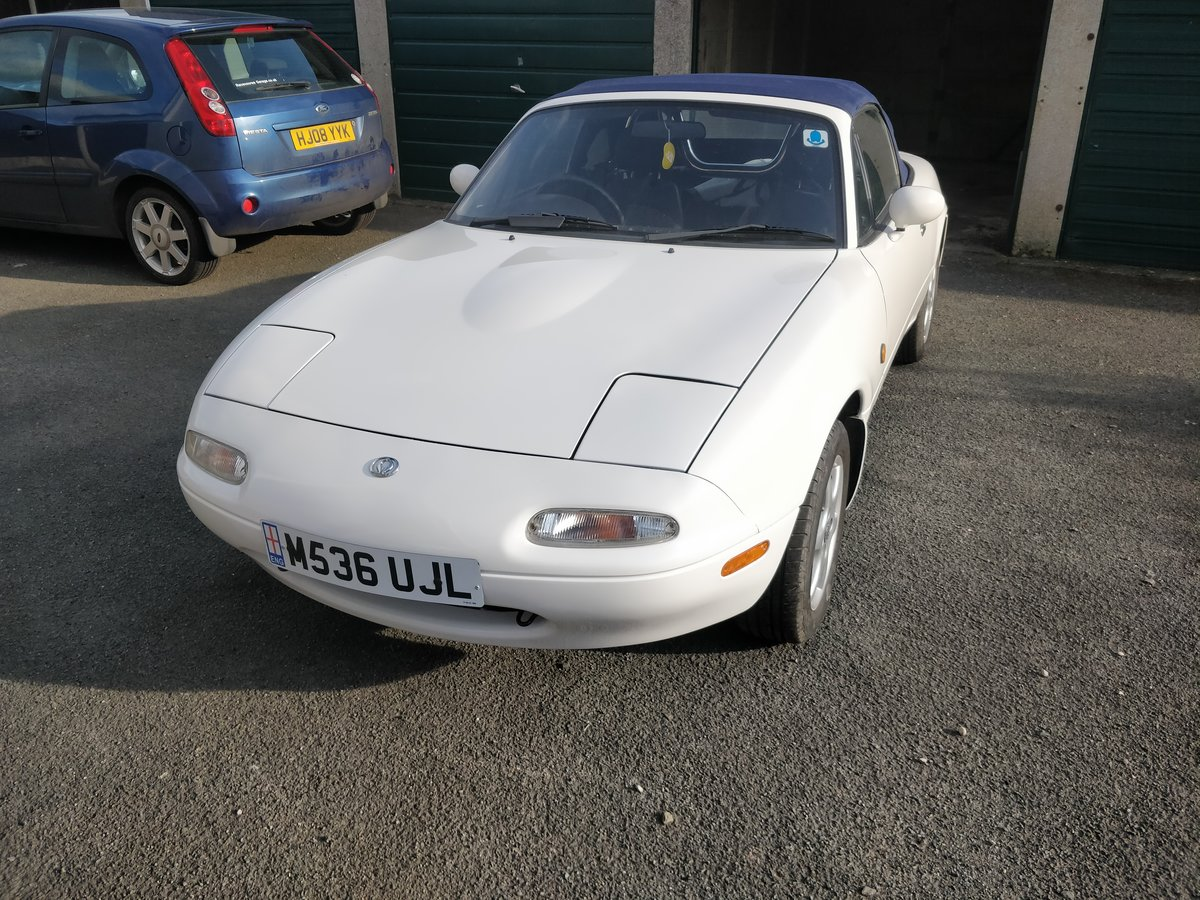 5 Miles Cars For Sale >> Mazda Mx 5 1 8is Mk1 Low Miles For Sale Car And Classic