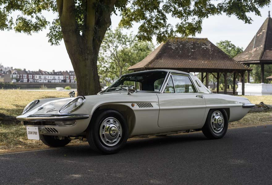 1967 Mazda Cosmo Sport Series I Coupé (RHD)  For Sale (picture 1 of 24)