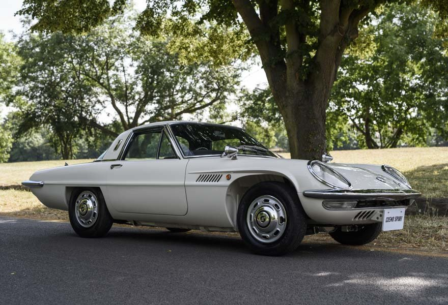 1967 Mazda Cosmo Sport Series I Coupé (RHD)  For Sale (picture 2 of 24)