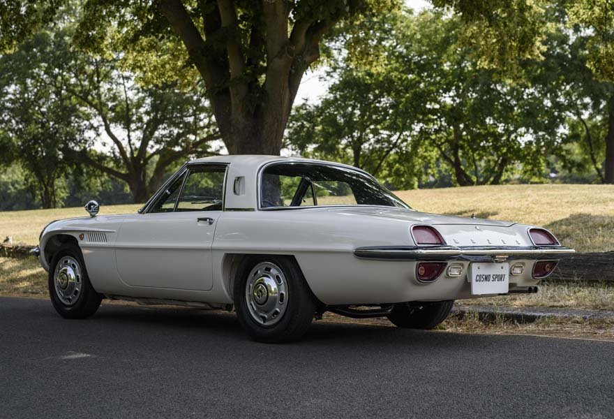 1967 Mazda Cosmo Sport Series I Coupé (RHD)  For Sale (picture 4 of 24)
