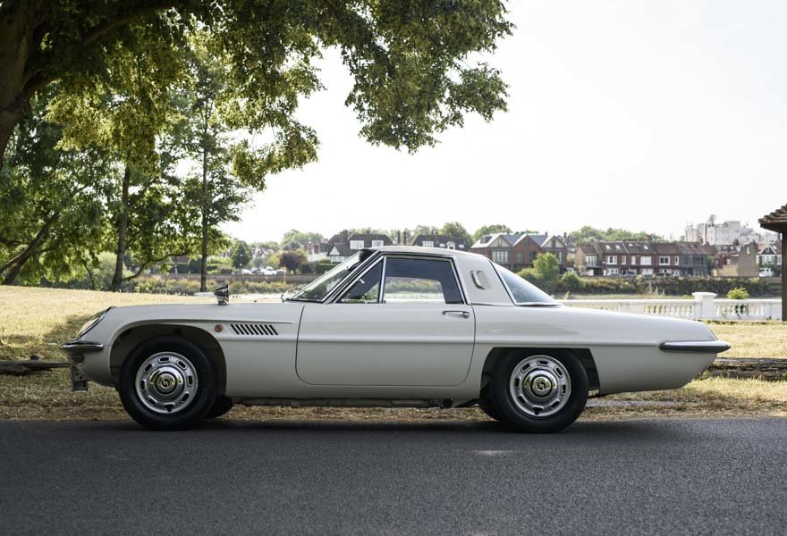 1967 Mazda Cosmo Sport Series I Coupé (RHD)  For Sale (picture 6 of 24)