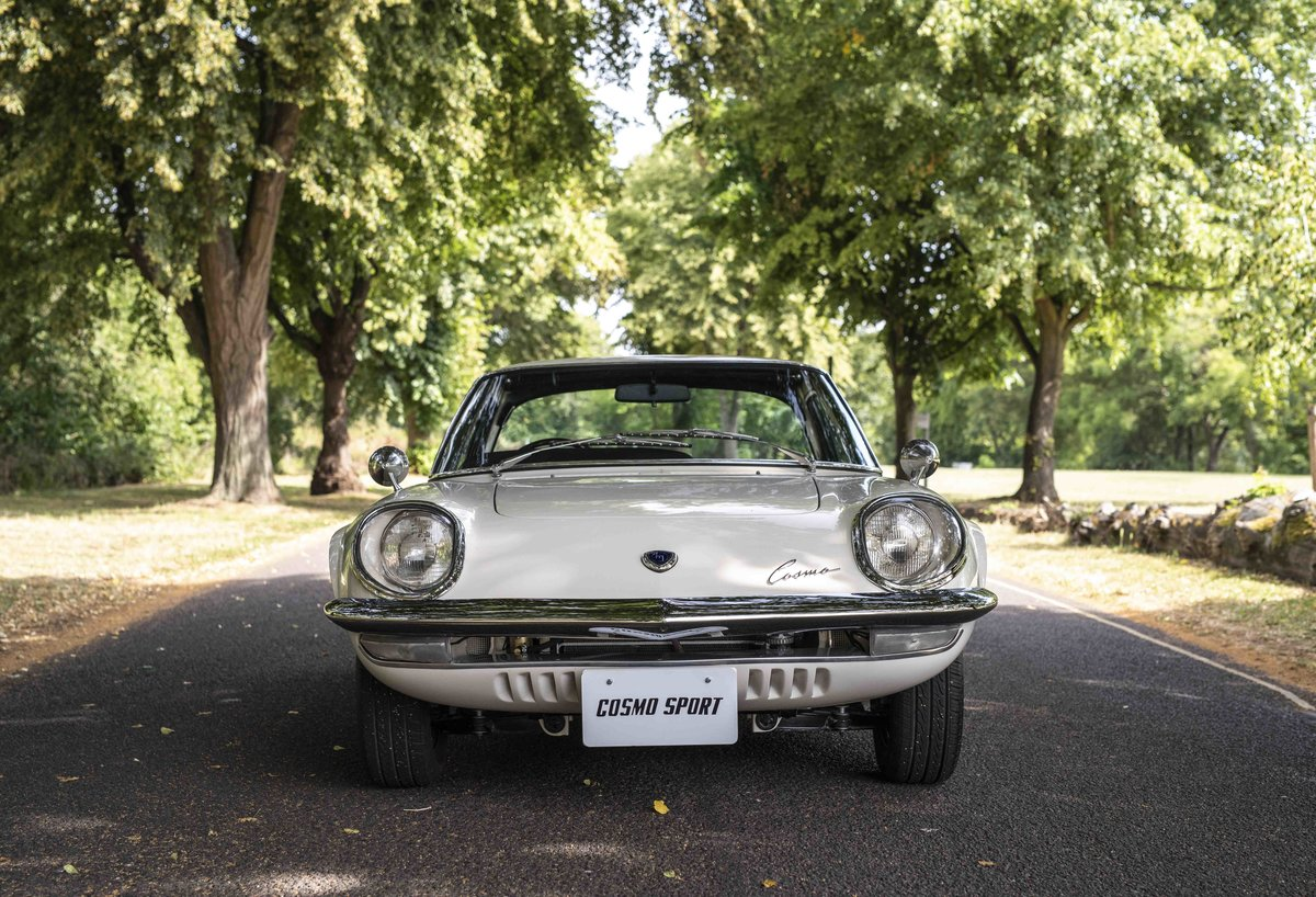 1967 Mazda Cosmo Sport Series I Coupé (RHD)  For Sale (picture 7 of 24)