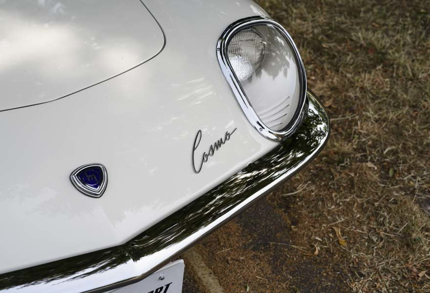 1967 Mazda Cosmo Sport Series I Coupé (RHD)  For Sale (picture 19 of 24)