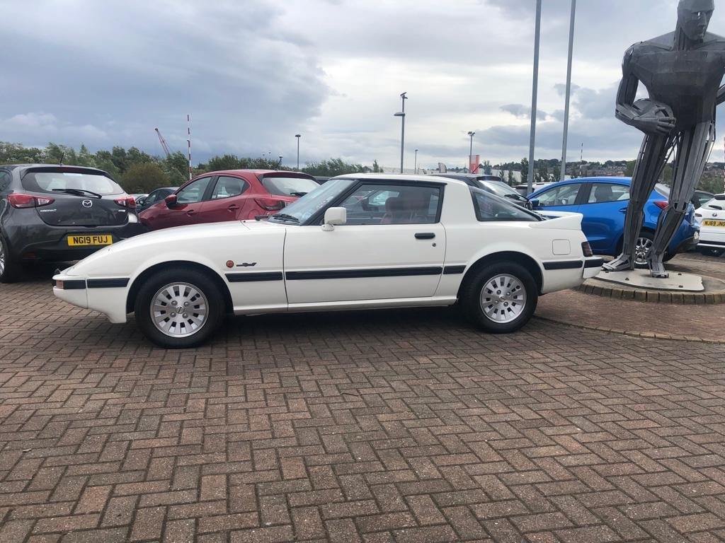 1985 Mazda RX7 Very Rare SOLD (picture 1 of 6)