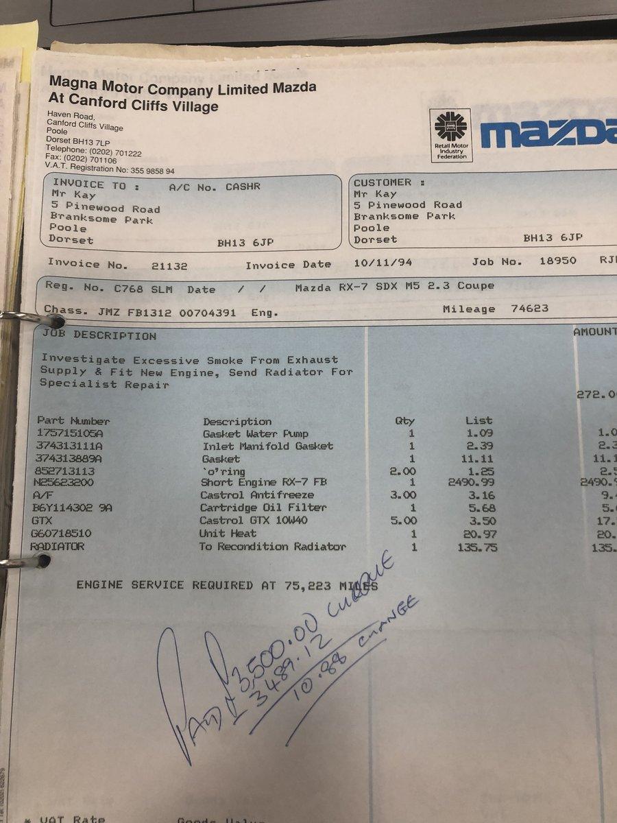 1985 Mazda RX7 Very Rare SOLD (picture 5 of 6)