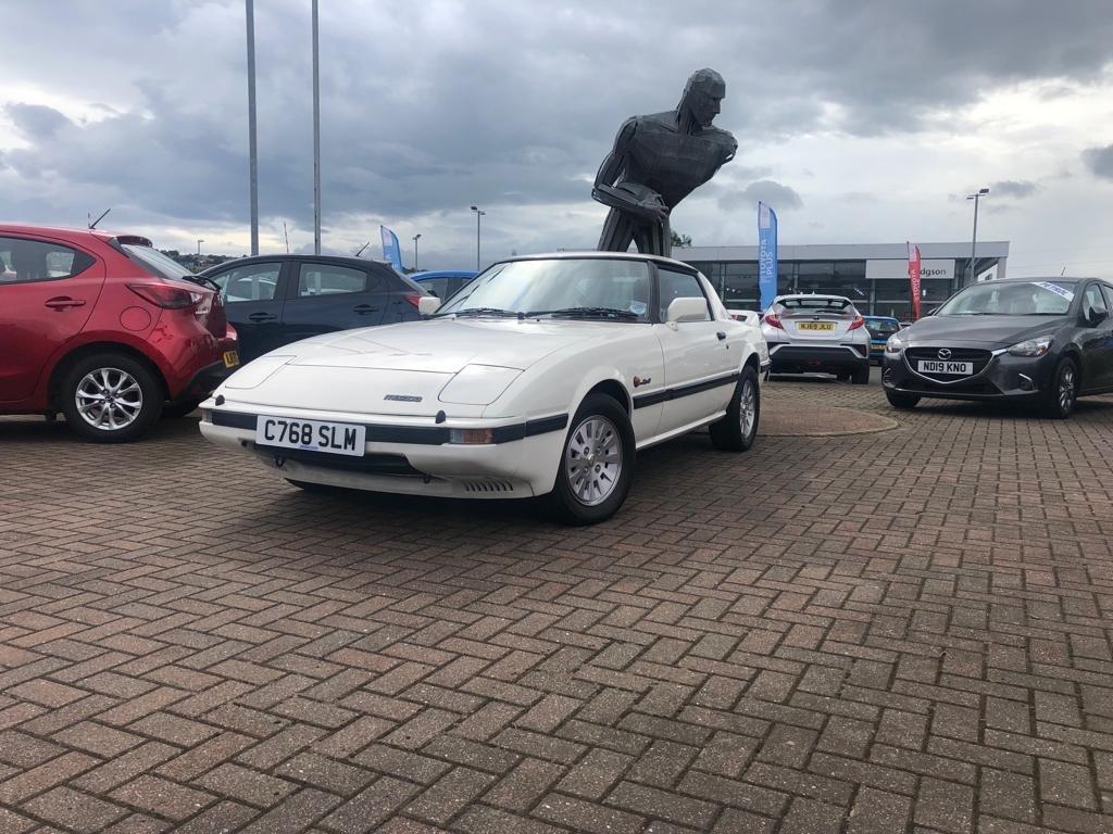 1985 Mazda RX7 Very Rare SOLD (picture 6 of 6)