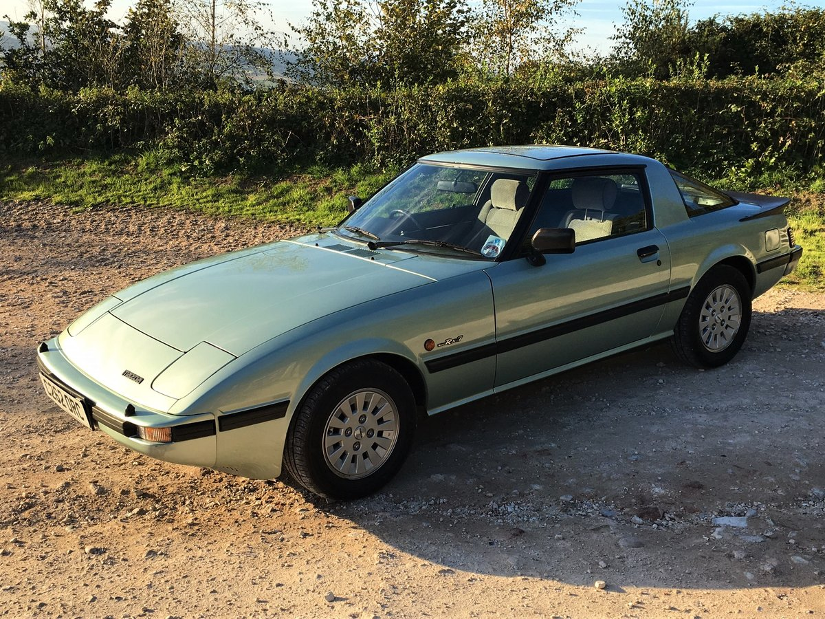1986 Mazda RX7 FB 1st Gen  For Sale (picture 1 of 6)