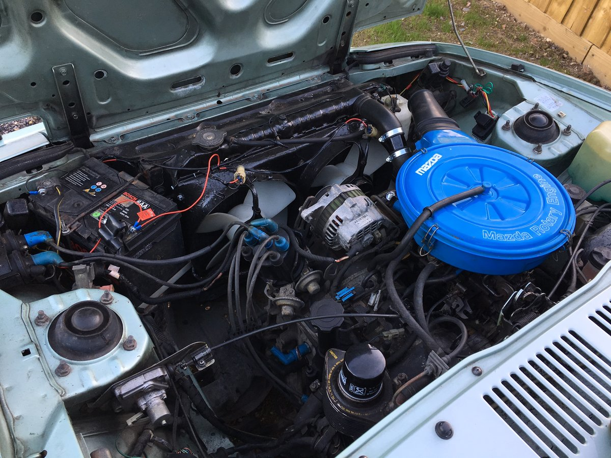 1986 Mazda RX7 FB 1st Gen  For Sale (picture 6 of 6)