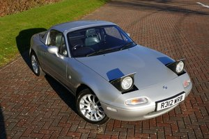 1997 Mazda MX-5 1.8iS, UK spec car, ABS, Power Steering For Sale
