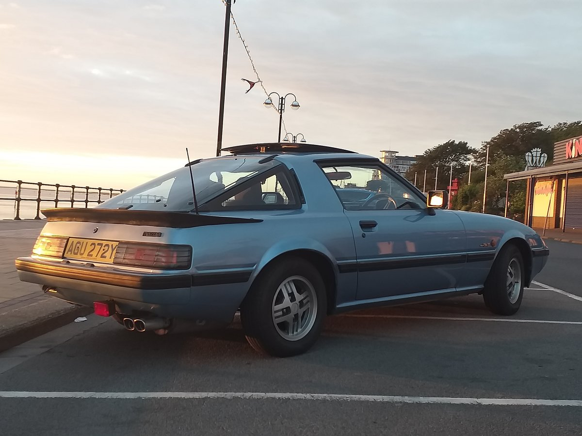 1983 Mazda RX7 For Sale (picture 2 of 6)