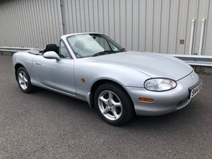 1998 S MAZDA MX-5 MK2 1.6 109 BHP MANUAL SOLD