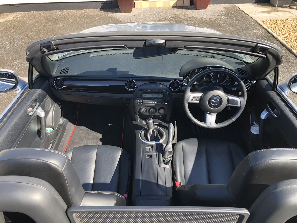 2006 Mazda MX5 1.8 low miles mint condition For Sale (picture 3 of 6)