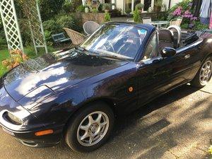 1995 Mazda Eunos Roadster Mk1 1.8 G-Limited For Sale