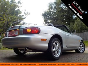 2003 Mazda MX-5 - Just 43k Miles / Exquisite