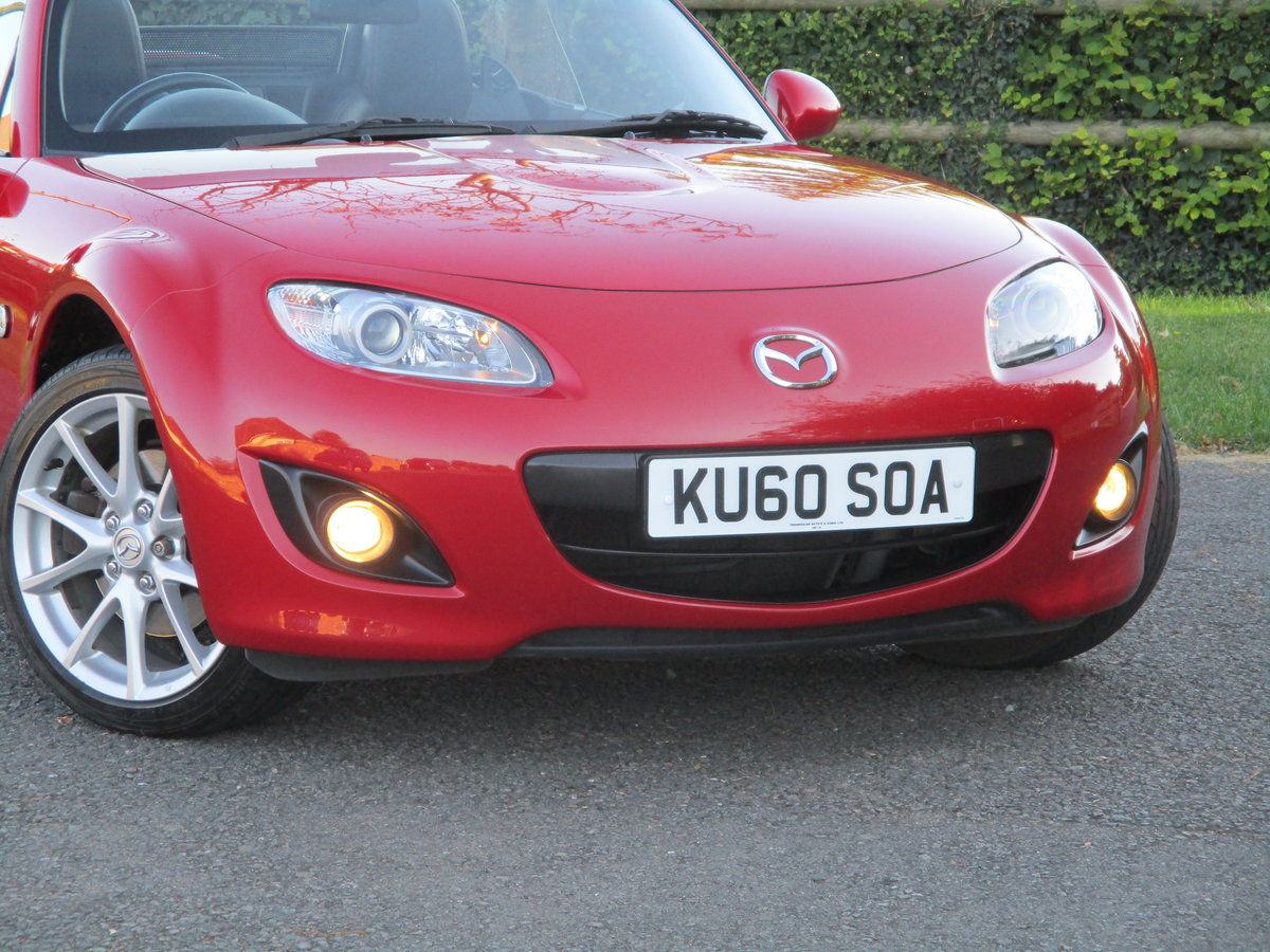 2010 Exceptional MX5 Miyako 1.8. One of 500. MX5 SPECIALISTS For Sale (picture 1 of 6)