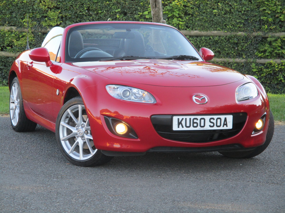 2010 Exceptional MX5 Miyako 1.8. One of 500. MX5 SPECIALISTS For Sale (picture 2 of 6)