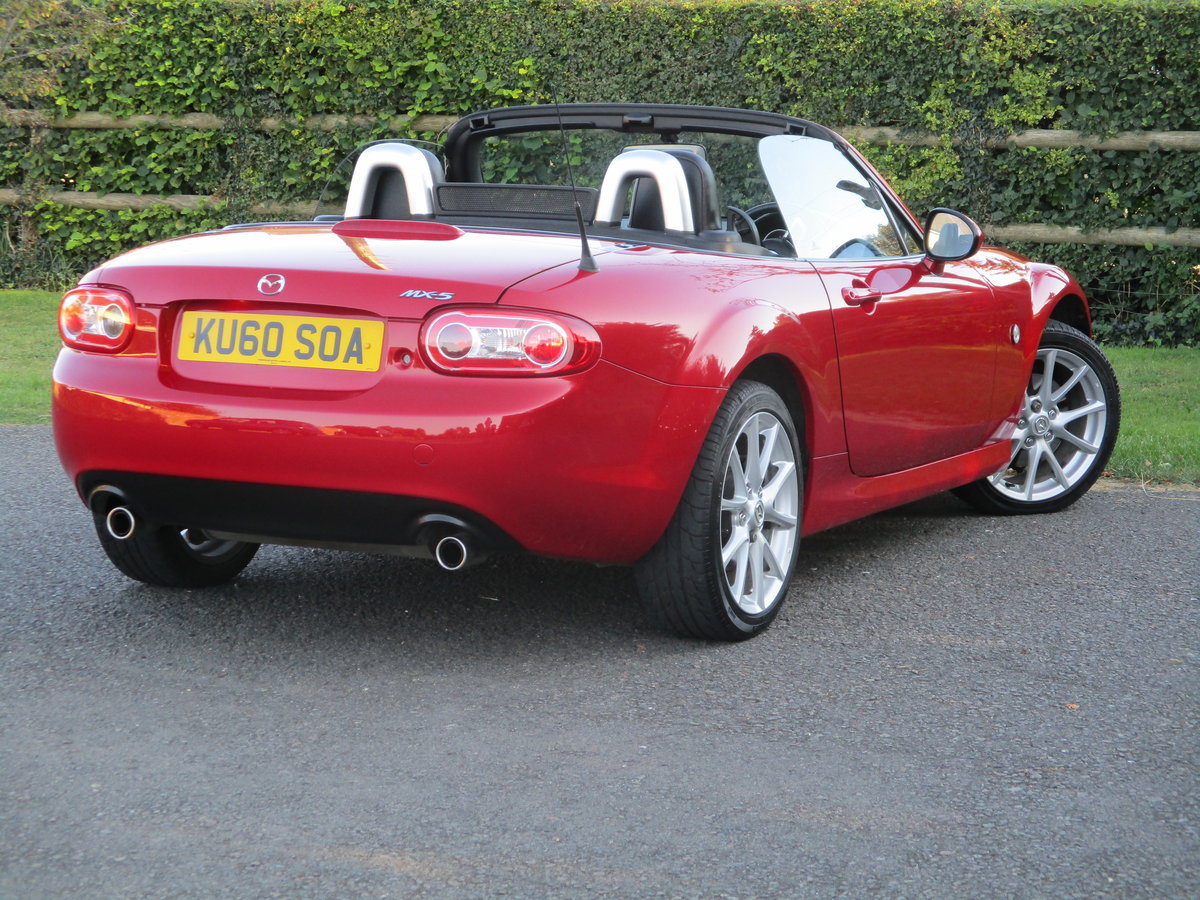 2010 Exceptional MX5 Miyako 1.8. One of 500. MX5 SPECIALISTS For Sale (picture 3 of 6)
