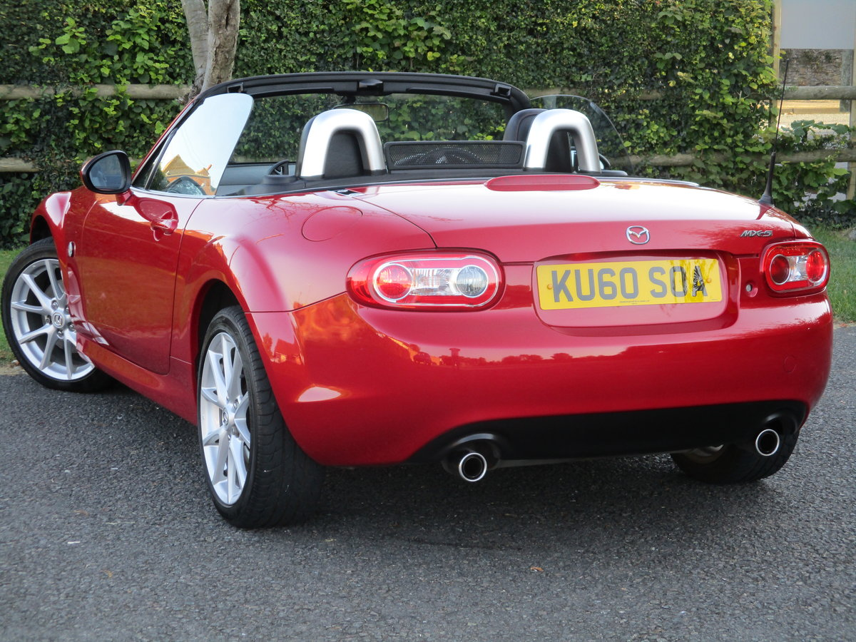 2010 Exceptional MX5 Miyako 1.8. One of 500. MX5 SPECIALISTS For Sale (picture 5 of 6)