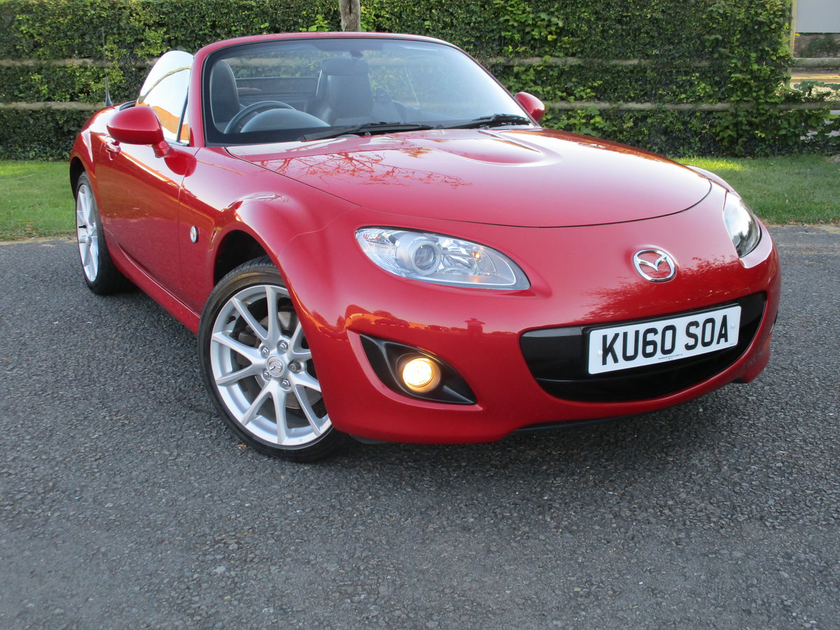 2010 Exceptional MX5 Miyako 1.8. One of 500. MX5 SPECIALISTS For Sale (picture 6 of 6)