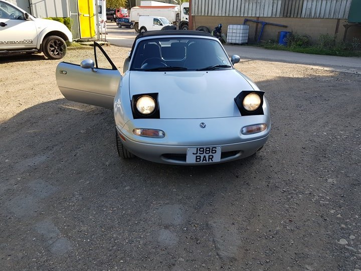 Mazda MX5 Eunos 1.6L 1991 For Sale (picture 2 of 6)