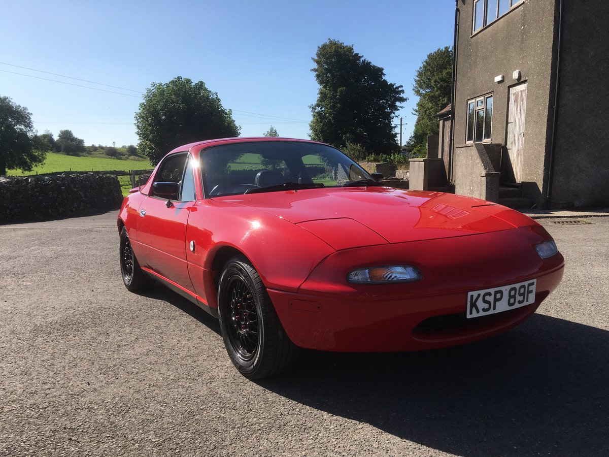 1993 Mazda Eunos Roadster S-Special For Sale (picture 1 of 6)