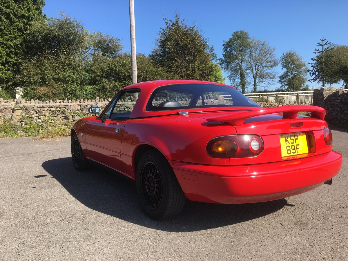 1993 Mazda Eunos Roadster S-Special For Sale (picture 2 of 6)
