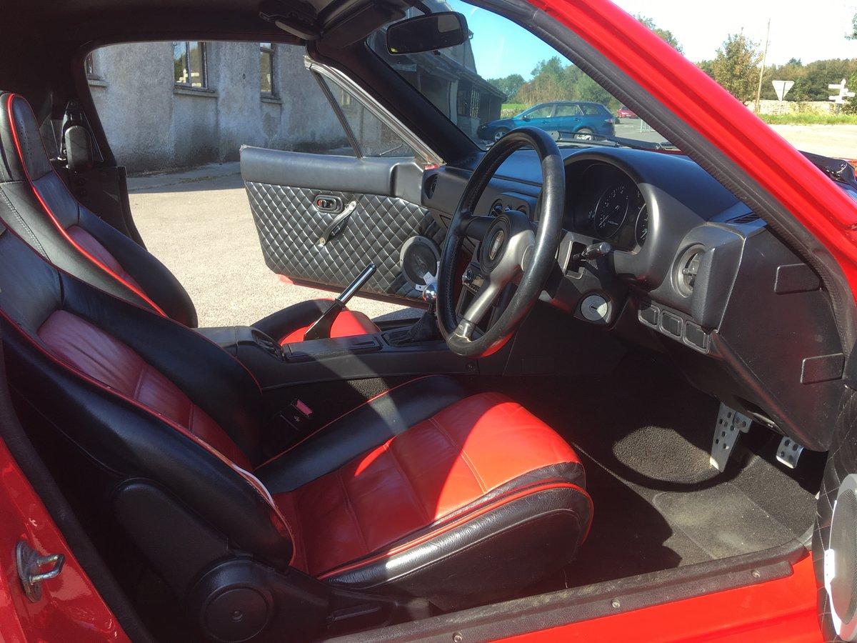 1993 Mazda Eunos Roadster S-Special For Sale (picture 3 of 6)