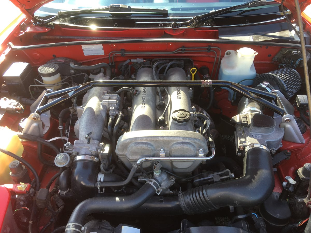 1993 Mazda Eunos Roadster S-Special For Sale (picture 4 of 6)
