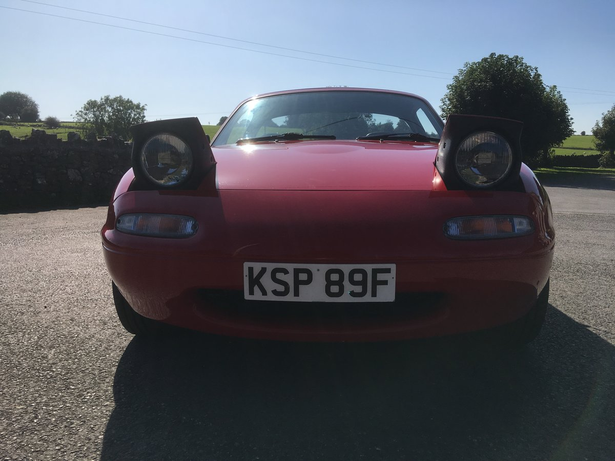 1993 Mazda Eunos Roadster S-Special For Sale (picture 5 of 6)