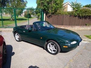 1995 Mazda MX 5 MK1 1.8iS   British Racing Green
