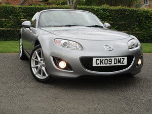 2009 Exceptional low mileage MX5 2.0 Sport Tech. MX5 SPECIALISTS For Sale