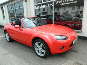 2009/09 Mazda MX-5 2.0i Option Pack 2dr Convertible 36144mls
