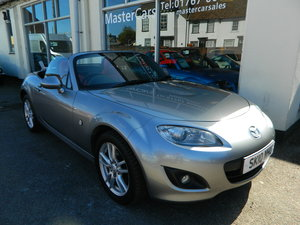 2010/10 Mazda MX-5 2.0 SE Convertible 2dr 38117 miles FSH For Sale