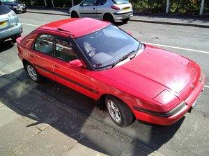 1993 Mazda 323 Rare