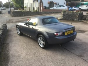 2008 MX-5 One lady owner and low mileage! For Sale
