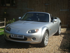 2006 Mazda MX5 2.0 Sport.  29000 miles from new