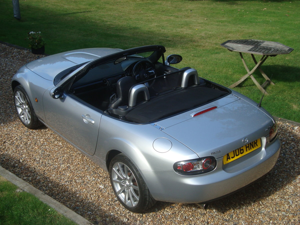 2006 Mazda MX5 2.0 Sport.  29000 miles from new For Sale (picture 3 of 6)
