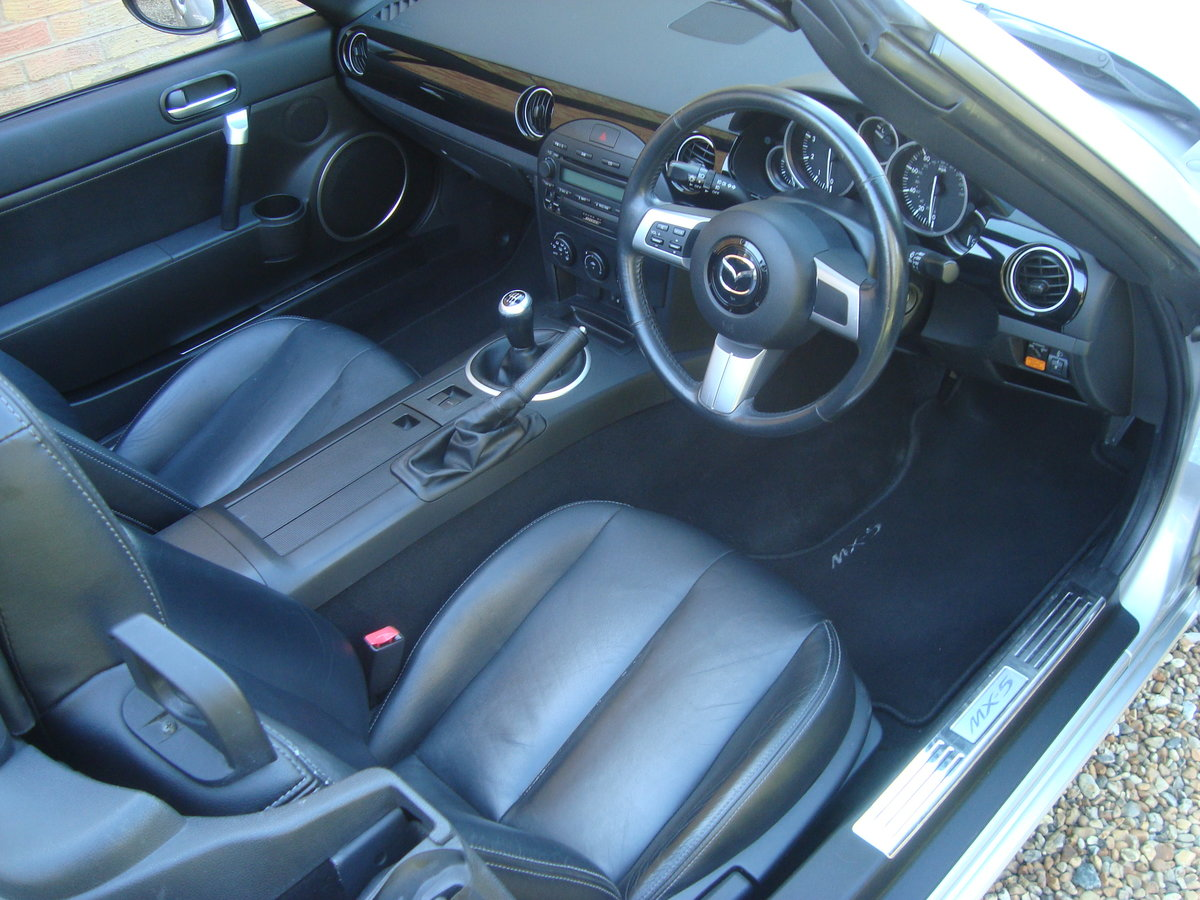 2006 Mazda MX5 2.0 Sport.  29000 miles from new For Sale (picture 4 of 6)