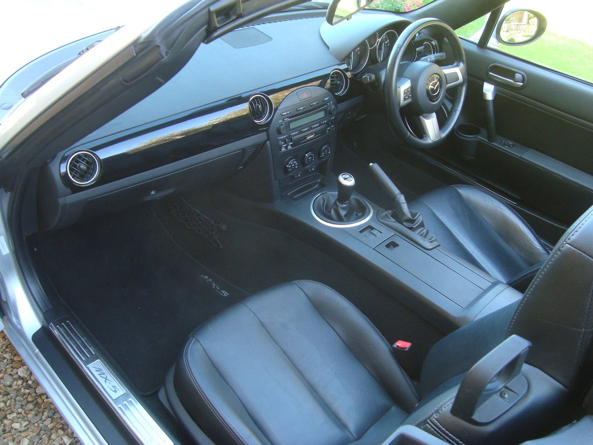 2006 Mazda MX5 2.0 Sport.  29000 miles from new For Sale (picture 5 of 6)