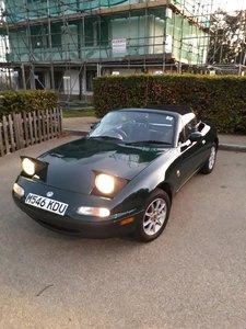 1995 Mazda MX5 MK1 - Full Service History !!23 STAMPS!!
