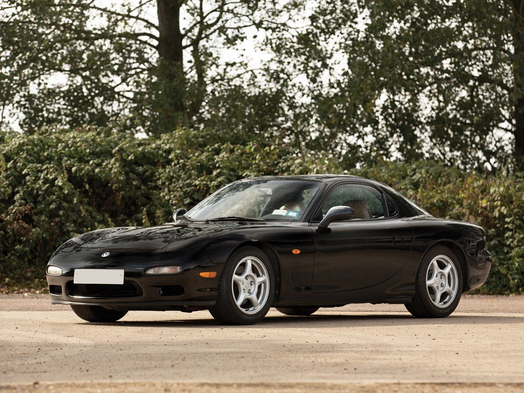 1994 Mazda RX-7  For Sale by Auction (picture 1 of 6)