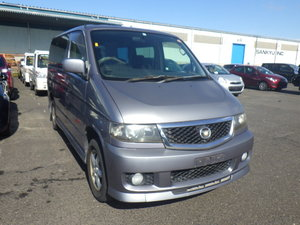 2004 MAZDA BONGO FRIENDEE 2.0 AUTOMATIC CAMPER VAN * 8 SEATER For Sale
