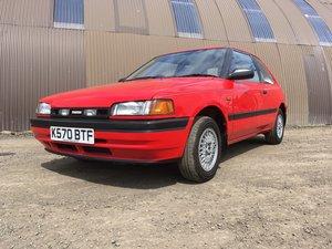 1992  Mazda 323 LXI